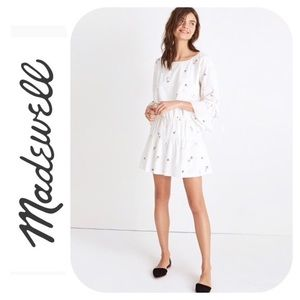 Madewell making faces dress